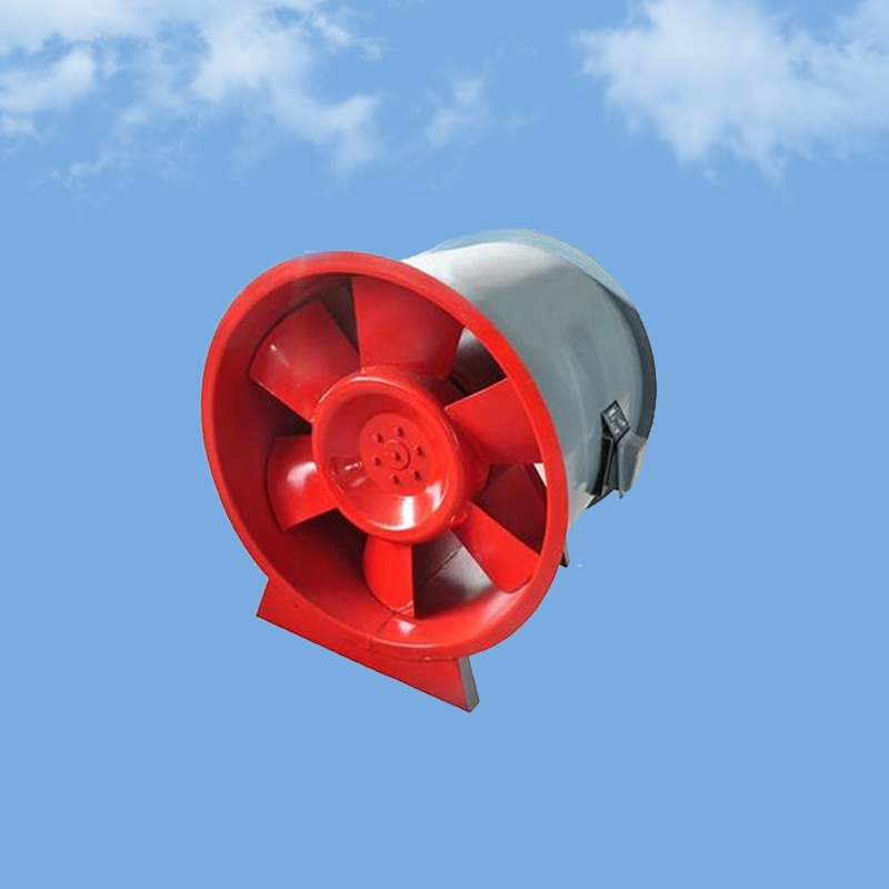 北京3C轴流式消防排烟风机