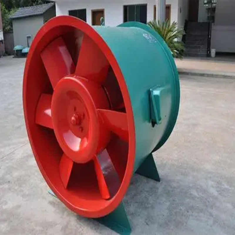 浙江3C轴流式消防风机厂家