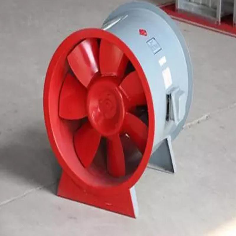 消防高温排烟风机的电机绝缘等级多少合适?